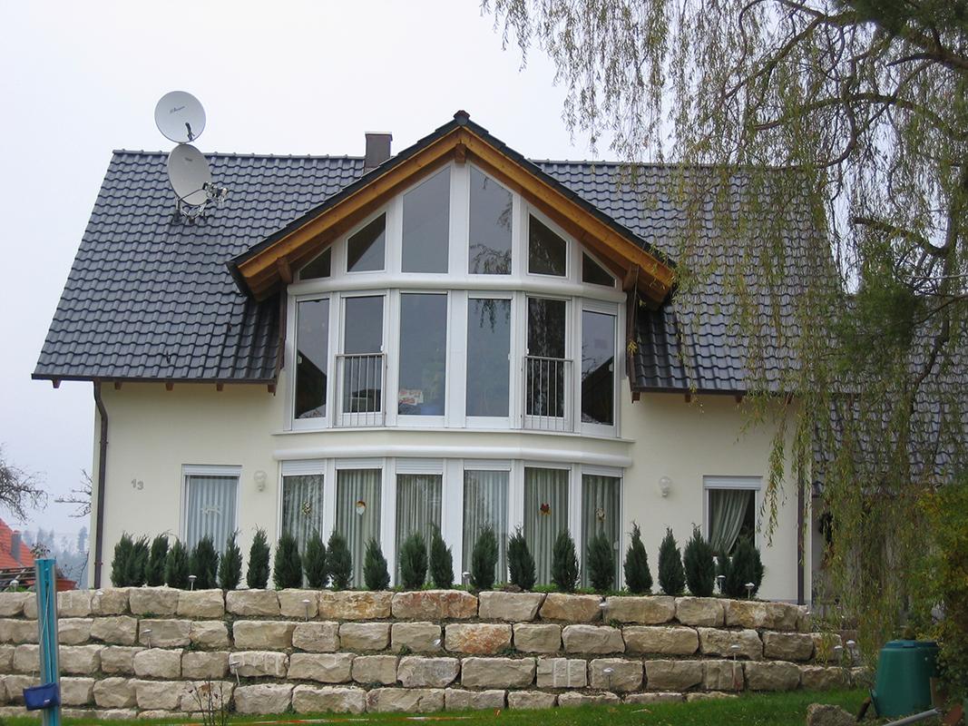 Referenzen SM Ideebau GmbH - Einfamilienhaus