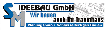 SM Ideebau GmbH | Ilshofen Logo